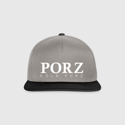collection Cologne Veedel - Porz - Casquette snapback