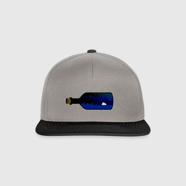 bottle2 - Snapback Cap