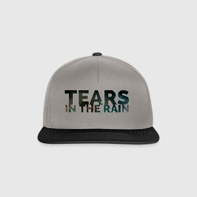 Tears in the rain - Snapback Cap