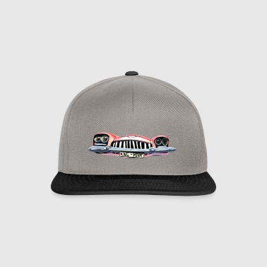 Cadillac King of Rock n Roll - Casquette snapback