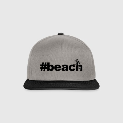 beach woman network xxx - Snapback Cap