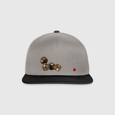 Pétanque balls to celebrate the summer - Snapback Cap