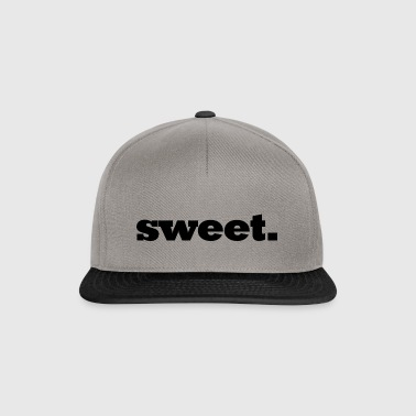 / Dulce / complemento dulce - Gorra Snapback