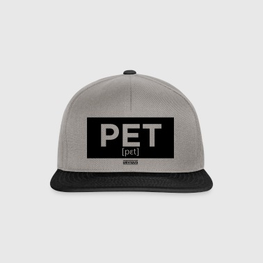 Obvious / Pet Kader zwart - Snapback cap