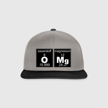 Chimie omg - Casquette snapback
