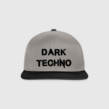 Dark Techno 2.0 - Snapback Cap