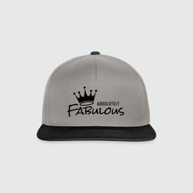 Absolutely Fabulous - Casquette snapback