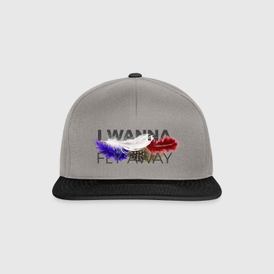 FLY AWAY - Snapback-caps