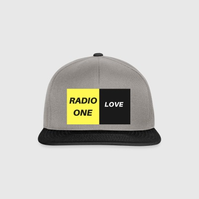 RADIO ONE LOVE - Snapback-caps