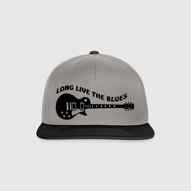 Long Live The Blues - Snapback Cap