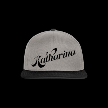 Catherine - Casquette snapback