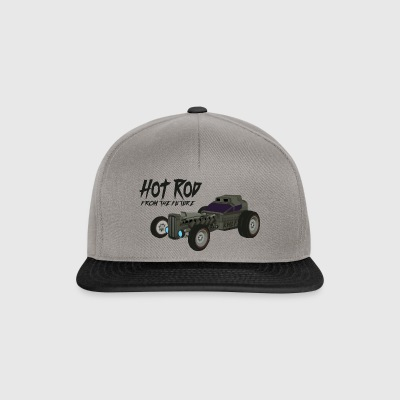 Hot Rod from the future v1 Kmlf style - Snapback Cap