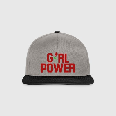 Girl Power. Flicka Power gifts.Best Säljare - Snapbackkeps