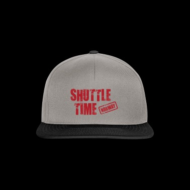 Shuttle Time Norway - Snapback Cap