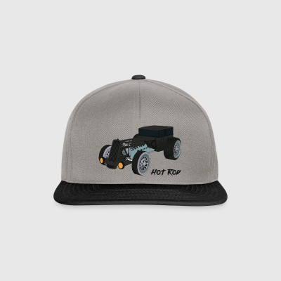 Hot Rode Kmlf - Snapback Cap