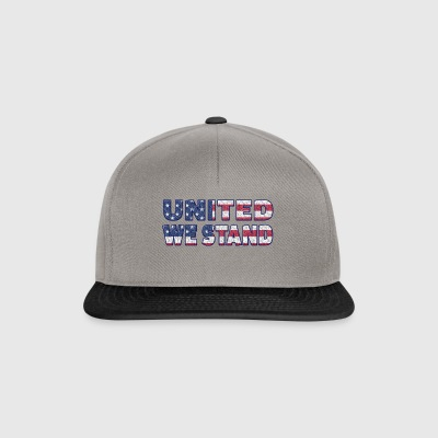 United We Stand - Snapback Cap
