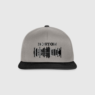 Boston - Snapback Cap