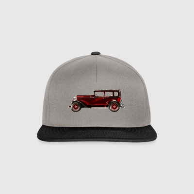 véhicule - Casquette snapback
