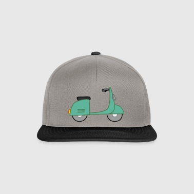mobylette - Casquette snapback