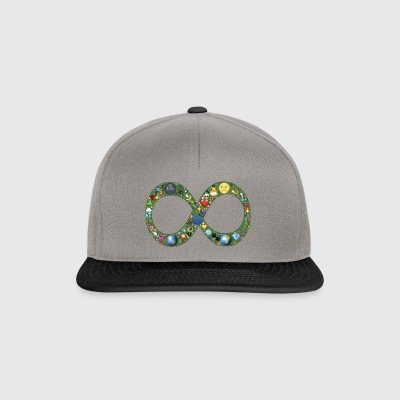endless loop - Snapback Cap