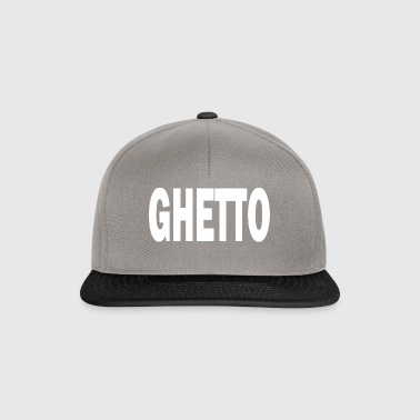 ghetto - Snapback Cap