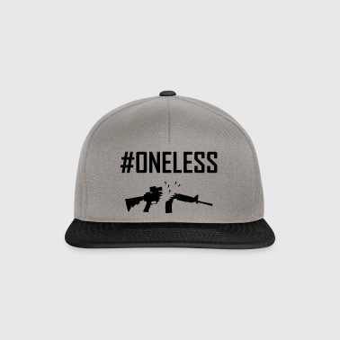 oneless - Casquette snapback