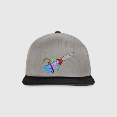 magic raket - Snapbackkeps