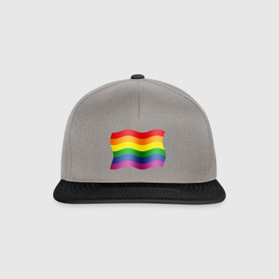 GAY LESBIAN HOMOSEXUALITY GIFT T-SHIRT - Snapback Cap