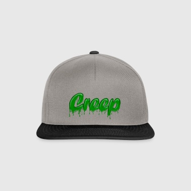Green Gloop Creep - Snapback Cap