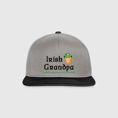 Irish Grandpa - Snapback Cap