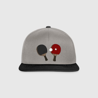 Table Tennis - Snapback Cap