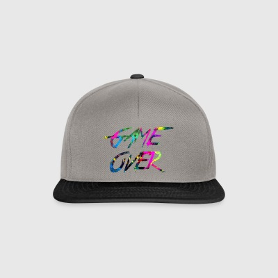 rainbow Game over - Casquette snapback
