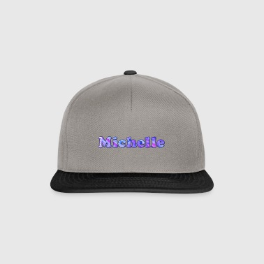 Name: Michelle - Snapback Cap