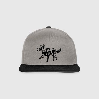 German Shepherd Apport - Snapback Cap