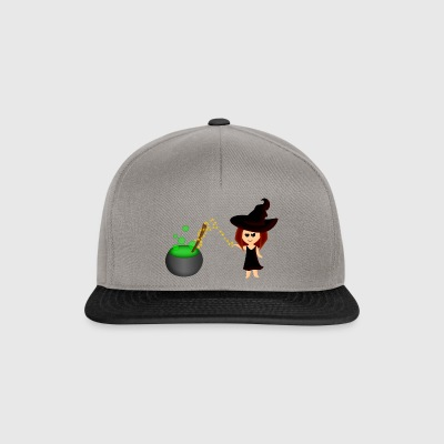 witch - Snapbackkeps
