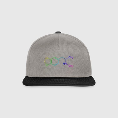 couleur MDMA Ecstasy - Casquette snapback