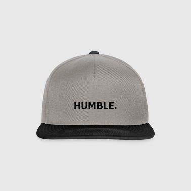 HUMBLE chemise KL - Casquette snapback