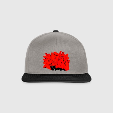 Graffiti SAD - Snapback Cap