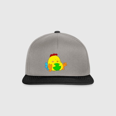 Chicken - Snapback Cap