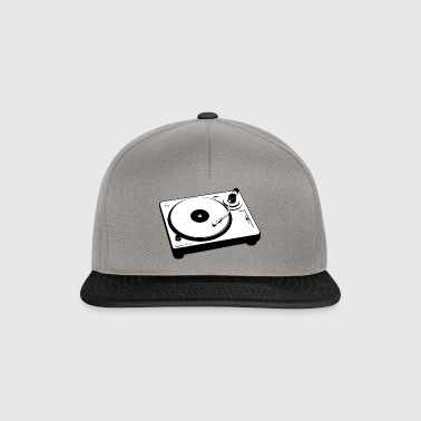 Turntable mixer - Snapback Cap