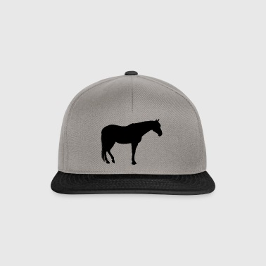 animal cheval - Casquette snapback