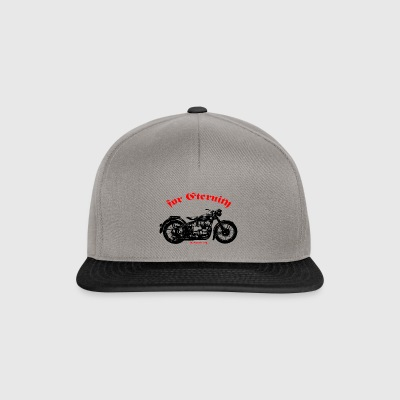 Old Bike - Snapback Cap