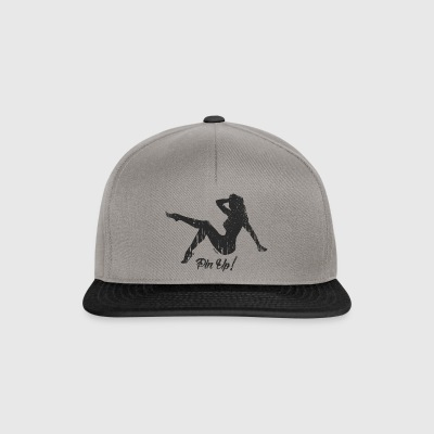 Pin Up ! (H) - Casquette snapback