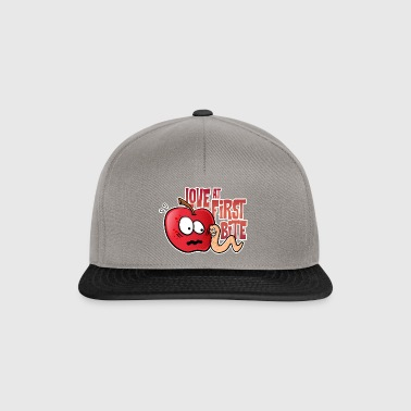 Apple Worm Love at First Sight - Snapback cap