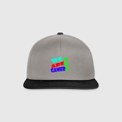 NOUS SOMMES PRO GAMER - Casquette snapback