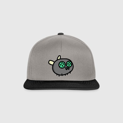 Turkis Fly - Snapback-caps