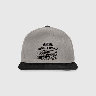 Investment Manager - Snapback Cap