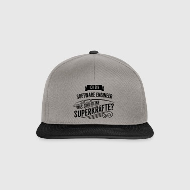 Software Engineer - Snapback Cap
