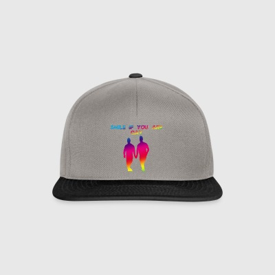 Gay1 - Casquette snapback