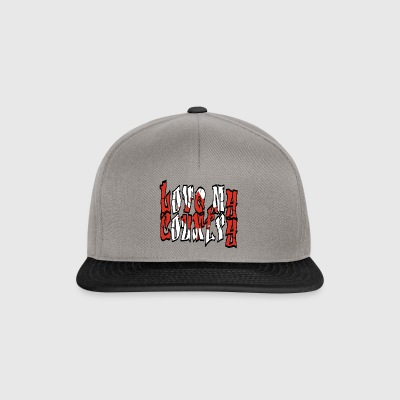LOVE my Country (Canada) - Snapback Cap
